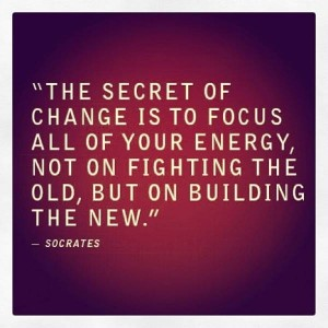 socrates the secrete of change